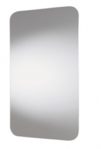 Hib Jazz Mirror, Arched Shape With Bevelled Edge